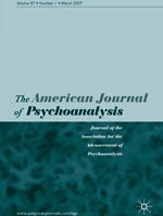 book-american-journal-of-psychoanalysis